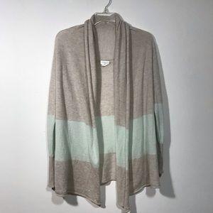 Club Monaco 100% Cashmere Cardigan Sweater XS-S